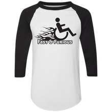 Load image into Gallery viewer, Fast & Furious - Raglan Jersey