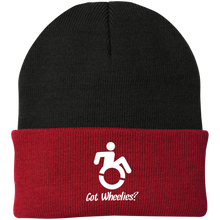 Load image into Gallery viewer, Got Wheelies - Knit Cap