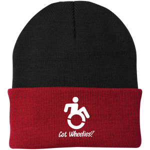 Got Wheelies - Knit Cap