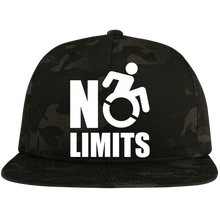 Load image into Gallery viewer, NO LIMITS - Snapback Hat