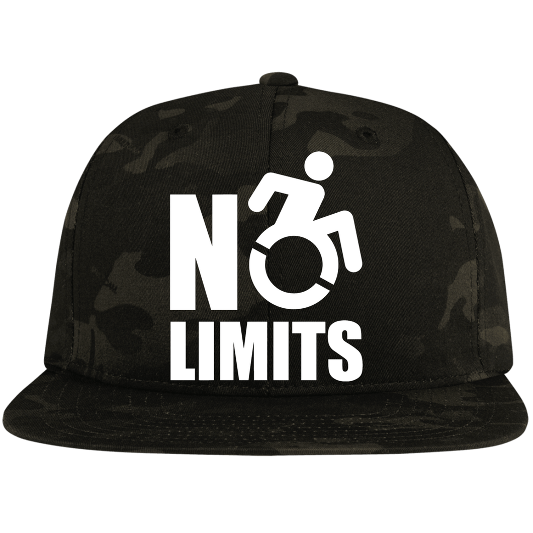 NO LIMITS - Snapback Hat