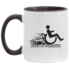 Load image into Gallery viewer, Fast & Furious - 11OZ Accent Mug