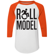 Load image into Gallery viewer, Roll Model - Raglan Jersey
