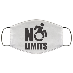 NO LIMITS - Face Mask