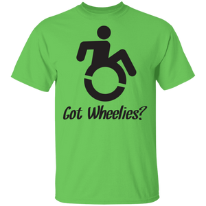 Got Wheelies - TEE
