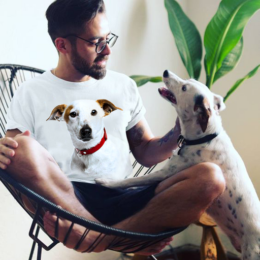 Custom Pet Printed T-shirt