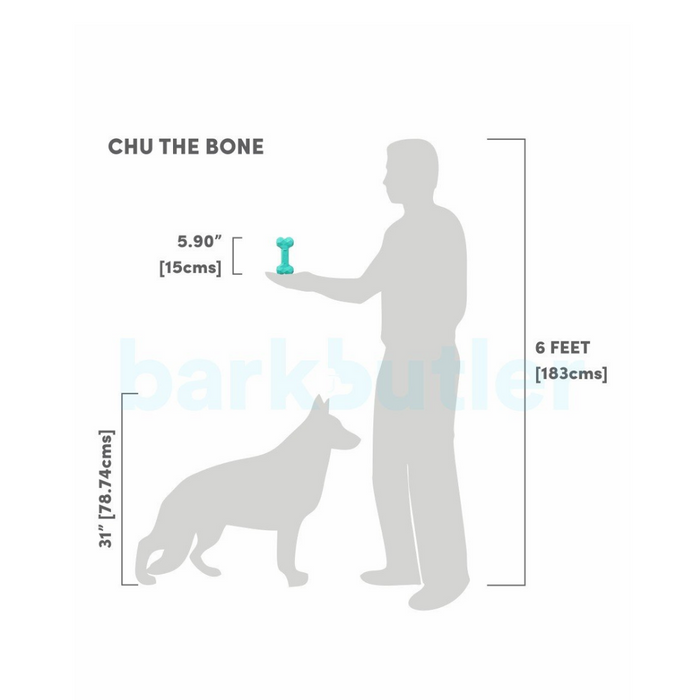 Barkbutler™: Chu-The-Bone Exciting Chew Series