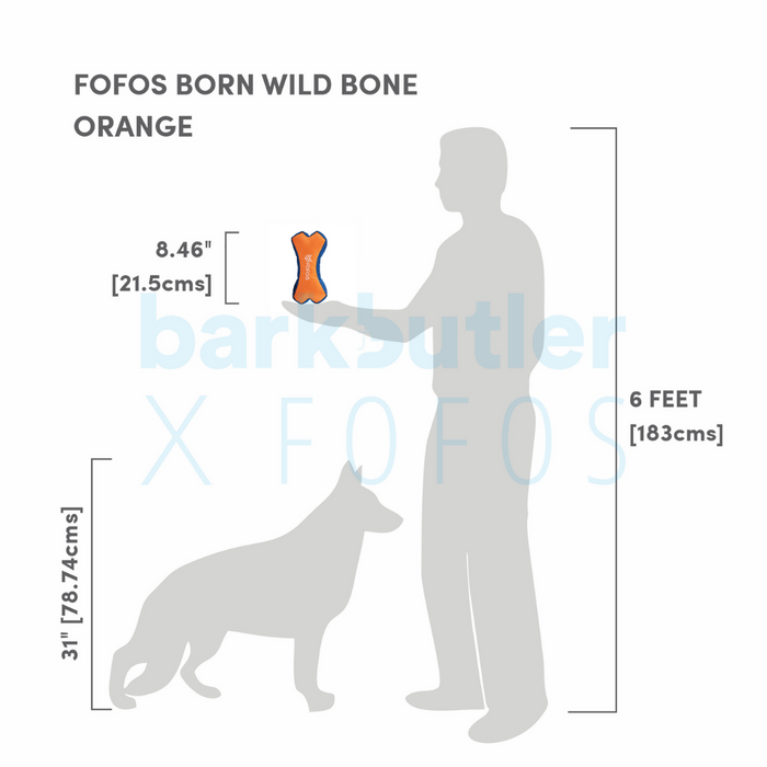 Fofos™: Born Wild Bone Toy