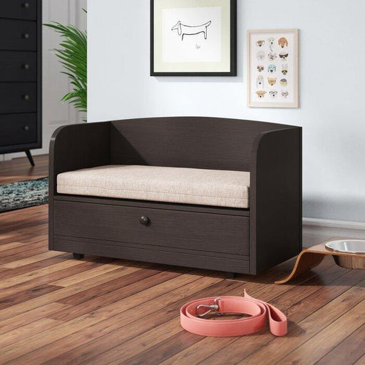 Boxy Pet Sofa With Storage Drawer - ThePetNest
