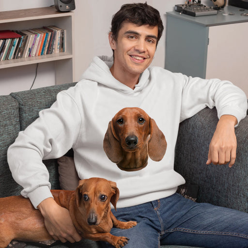 Custom Pet Printed Hoodies