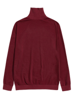 Load image into Gallery viewer, Turtle Neck Maroon