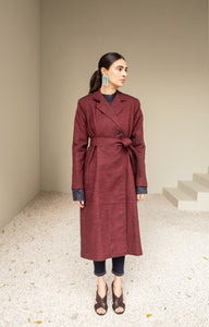 Traviesa Trench Coat