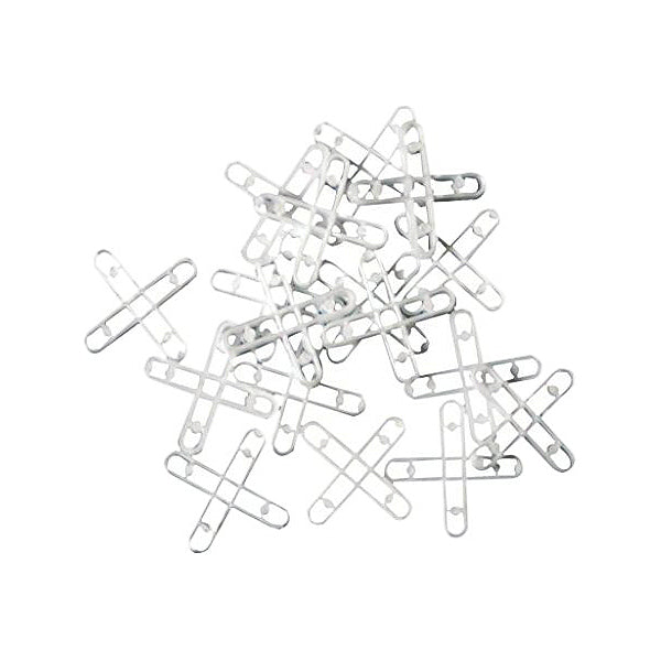 Espaciadores de Nylon 27 03 41 (100 pcs) (Reacondicionado A+)