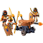 Playset History Egyptian Troop With Ballista Playmobil 5388 (30 pcs)