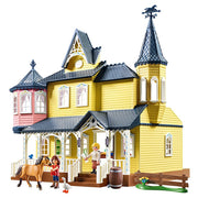 Playset Spirit House Playmobil 9475 (137 pcs)