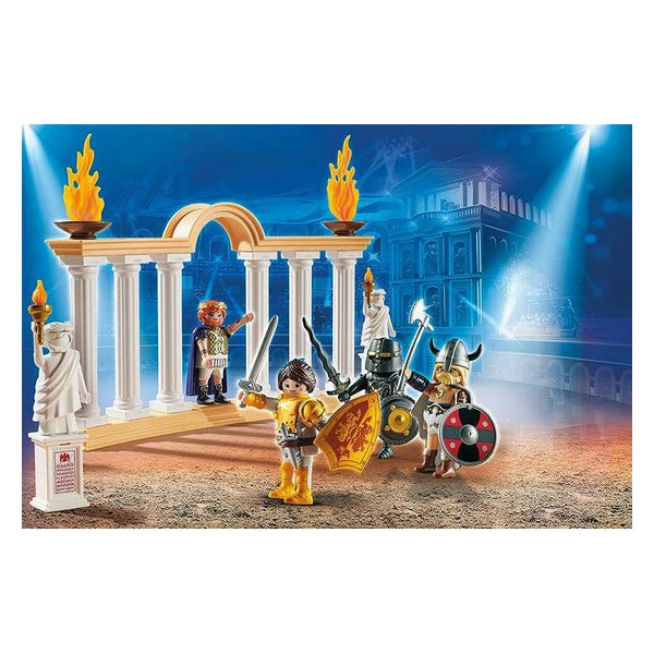 Playset The Movie - Emperor Maximus In The Coliseum Playmobil 70076 (53 pcs)