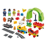 Playset My First Train 1.2.3 Playmobil 70179