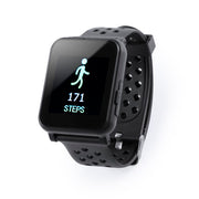 "Smartwatch 1,44"" LCD Bluetooth Negro"