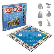 Juego de Mesa Hasbro 27229 Friends Monopoly (Reacondicionado A+)