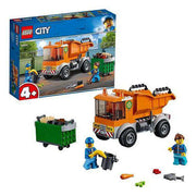Playset City Garbage Truck Lego 60220