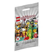 Playset 20th Edition Minifigures Lego (8 pcs)