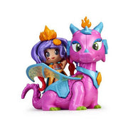 Muñecos PinyPon Mix & Match Queens & Dragon Famosa (2 pcs)