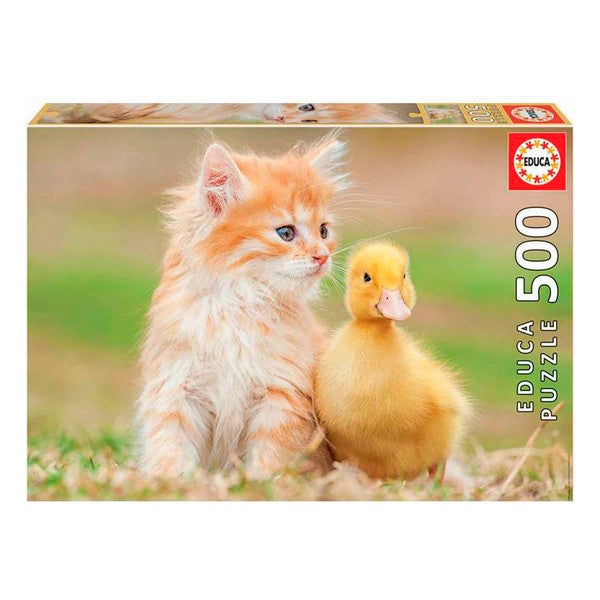 Puzzle Lovely Friends Educa (500 pcs)