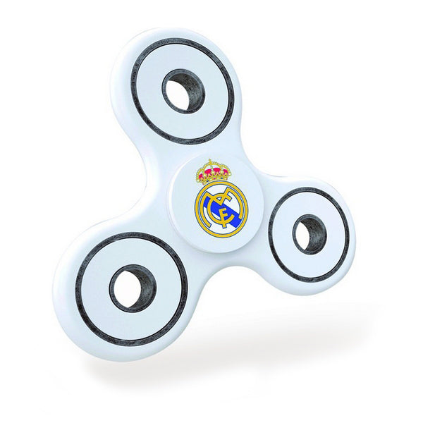 Spinner Pro Real Madrid C.F. Blanco