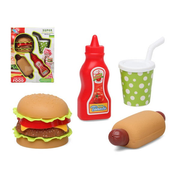Set de Comiditas Fast Food 112895