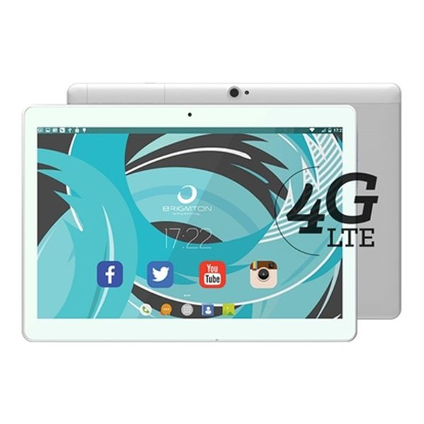 Tablet BRIGMTON BTPC-1023OC4G-B HD IPS 32 GB 10""