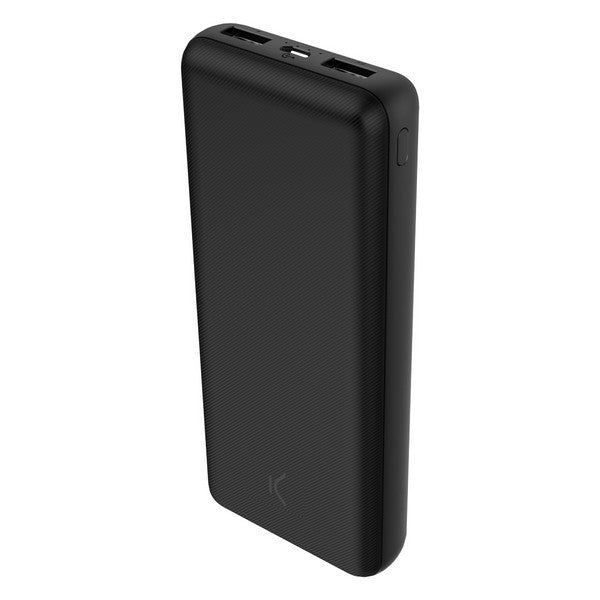 Power Bank KSIX 20000 mAh Negro
