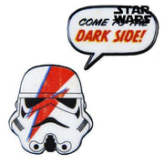 Broche Star Wars Rojo Blanco