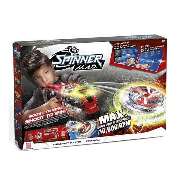 Peonza Spinner Mad Bizak