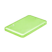 Power Bank Ref. 100755 3000 mAh Verde 3 en 1