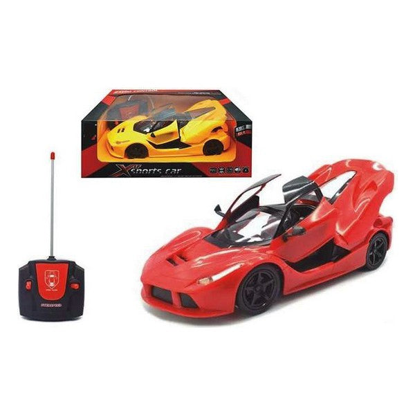 Coche Radio Control X Sports Car 1:16 Surtido