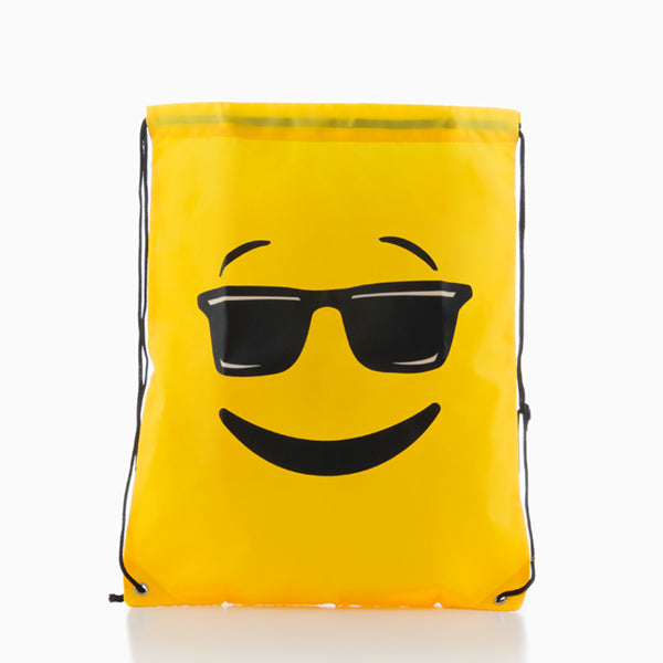 Bolsa Mochila con Cuerdas Emoticonos Gadget and Gifts