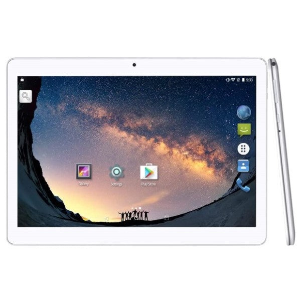 "Tablet K107 10,1"" Quad Core 1 GB RAM 16 GB Blanco (Reacondicionado B)"