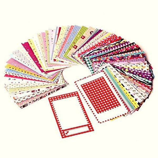 Adhesivos Polaroid PL2X3FRS Multicolor Decorativo (100 pcs) (Reacondicionado A+)