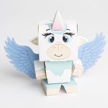 Load image into Gallery viewer, Cubles Alicorn 3D Paperboard Model Kit