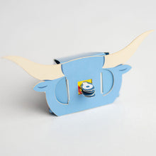 Load image into Gallery viewer, Babe the Blue Ox Cuble