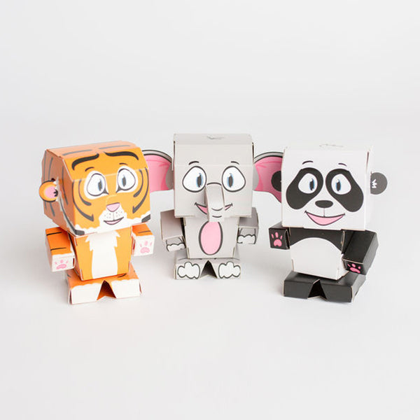 Cubles Animal Set