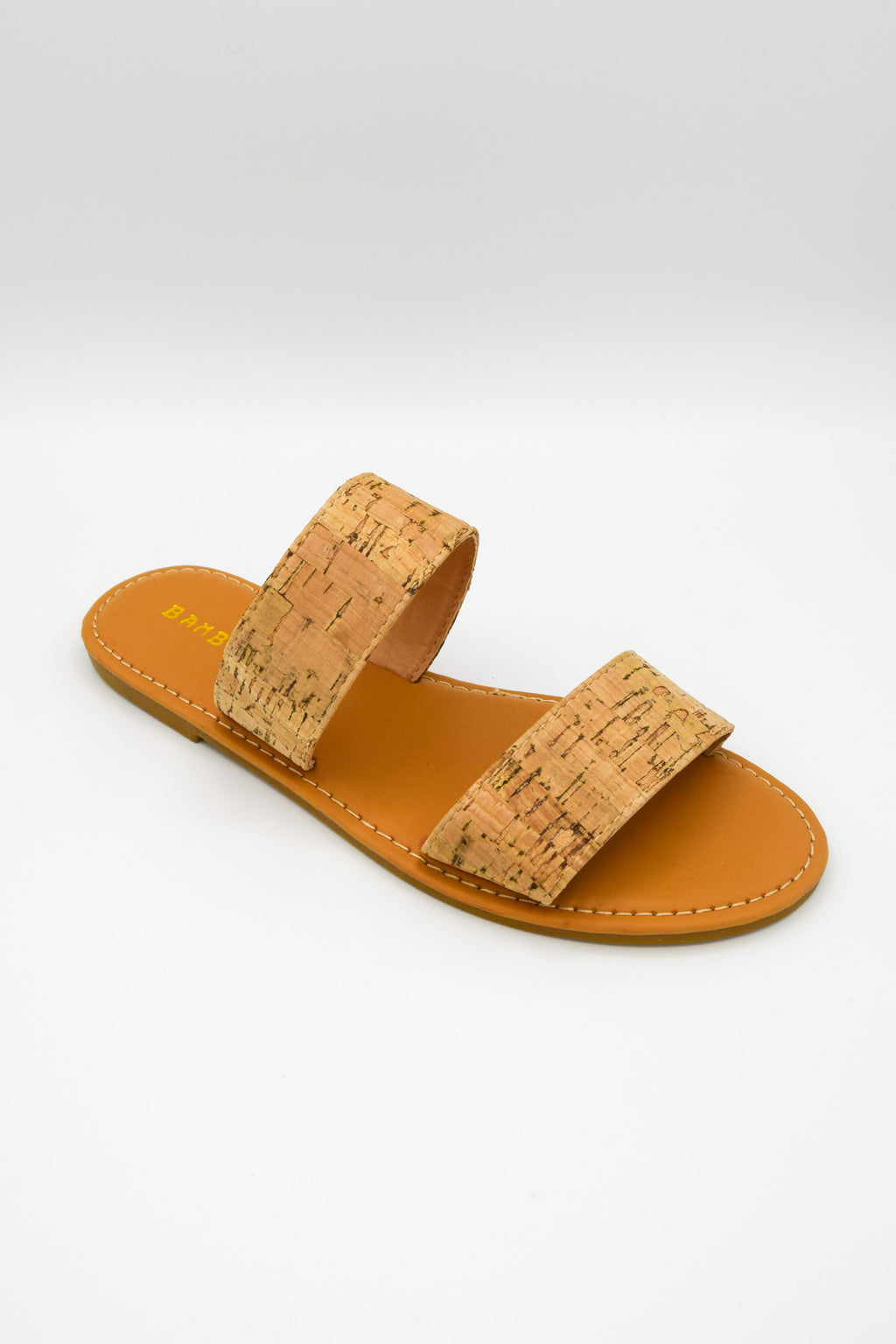Light Brown Bamboo Sandal
