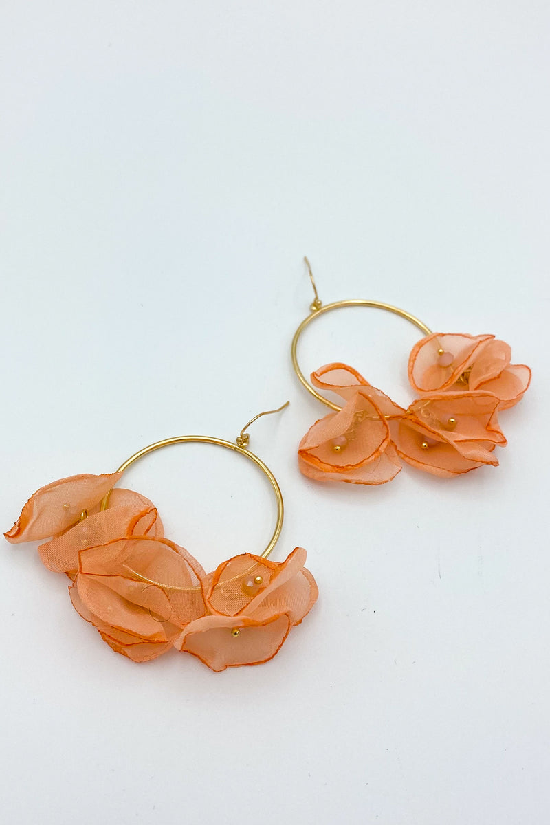 Bloom Baby Bloom Statement Earrings