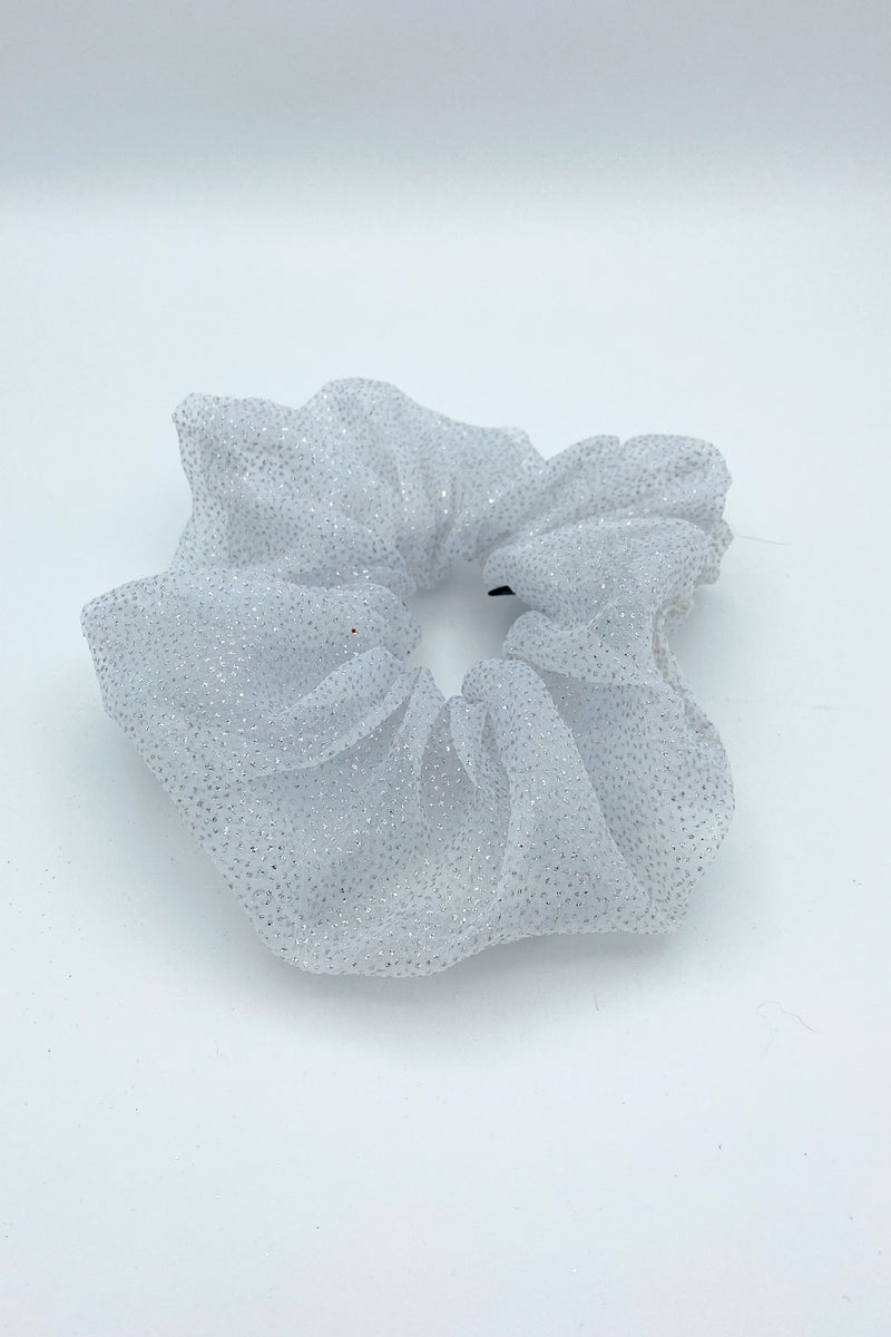 Starry Eyed Sparkly Scrunchies