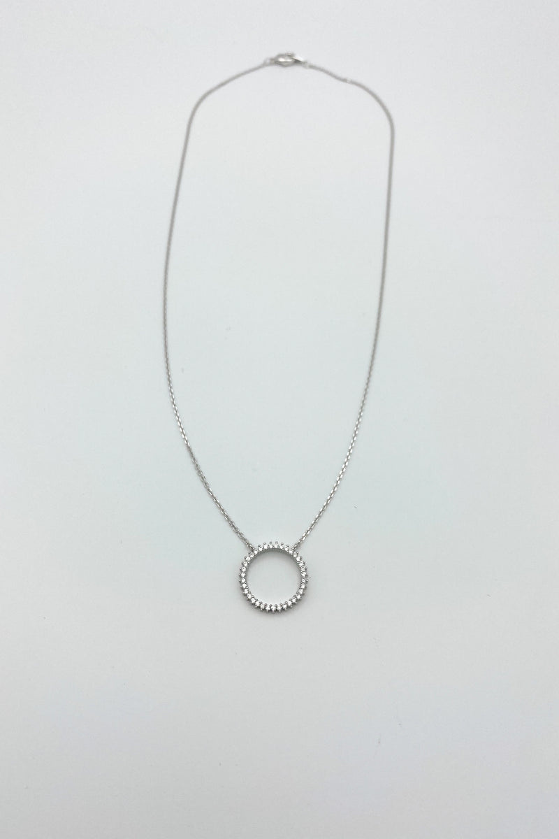 It All Comes Full Circle Necklace
