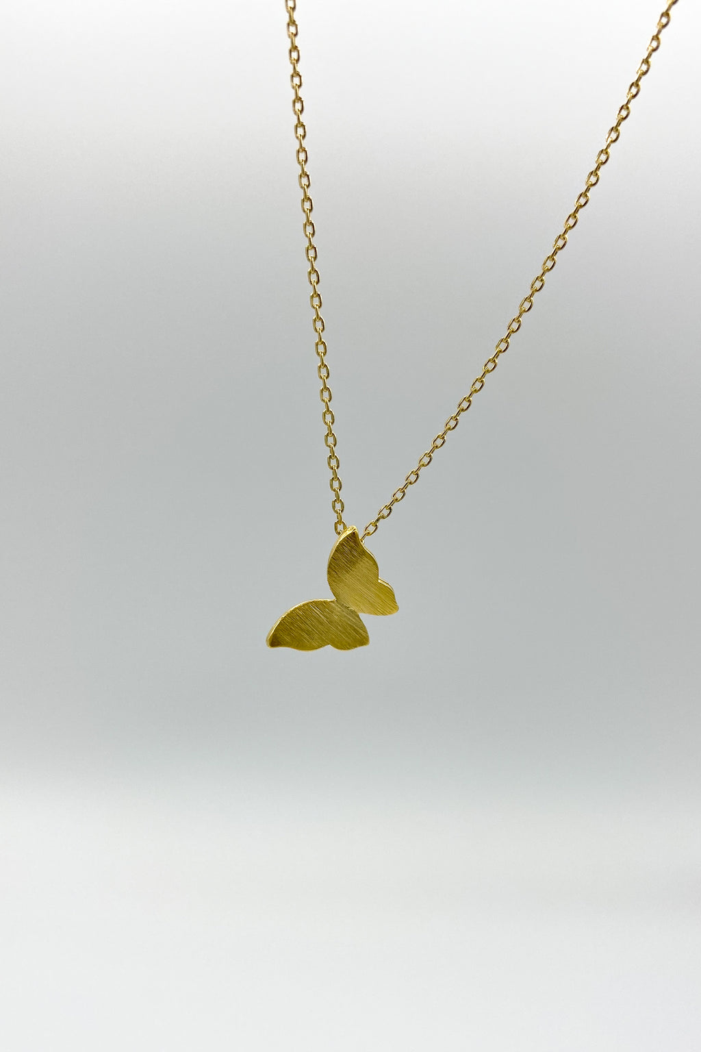 Butterfly Baby Necklace