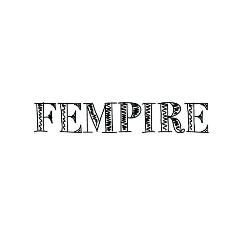 Women's Fitted FEMPIRE Tee