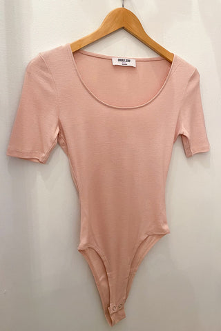 Sweet As a Peach Light Pink Lounge Set