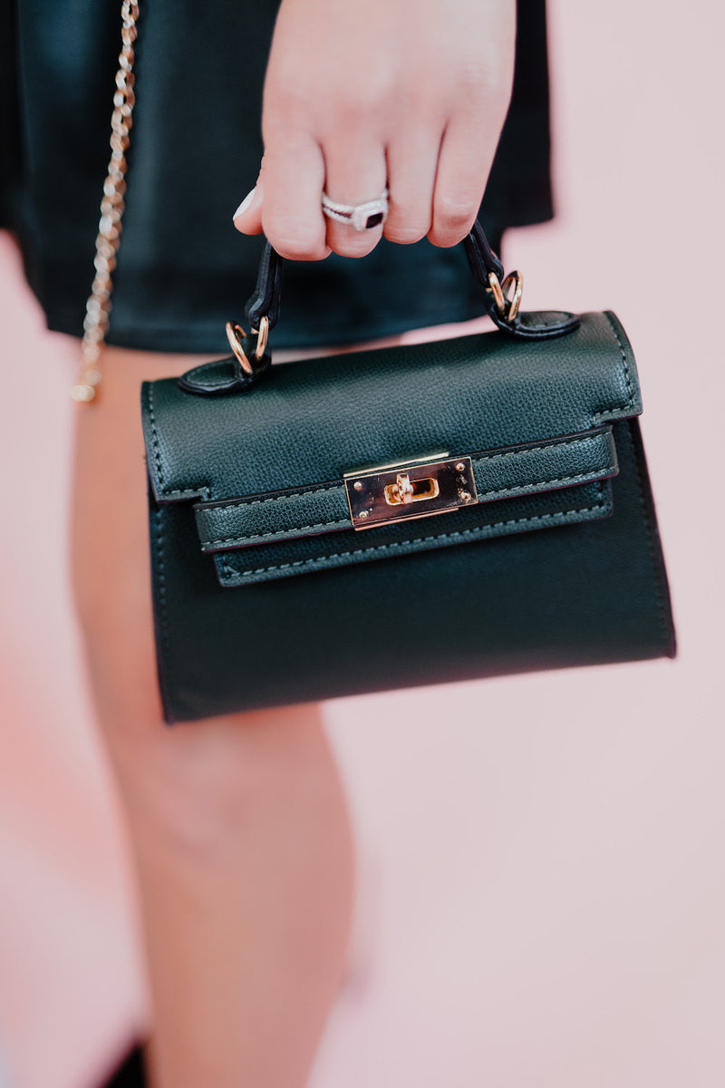 Forrest Green Mini Bag