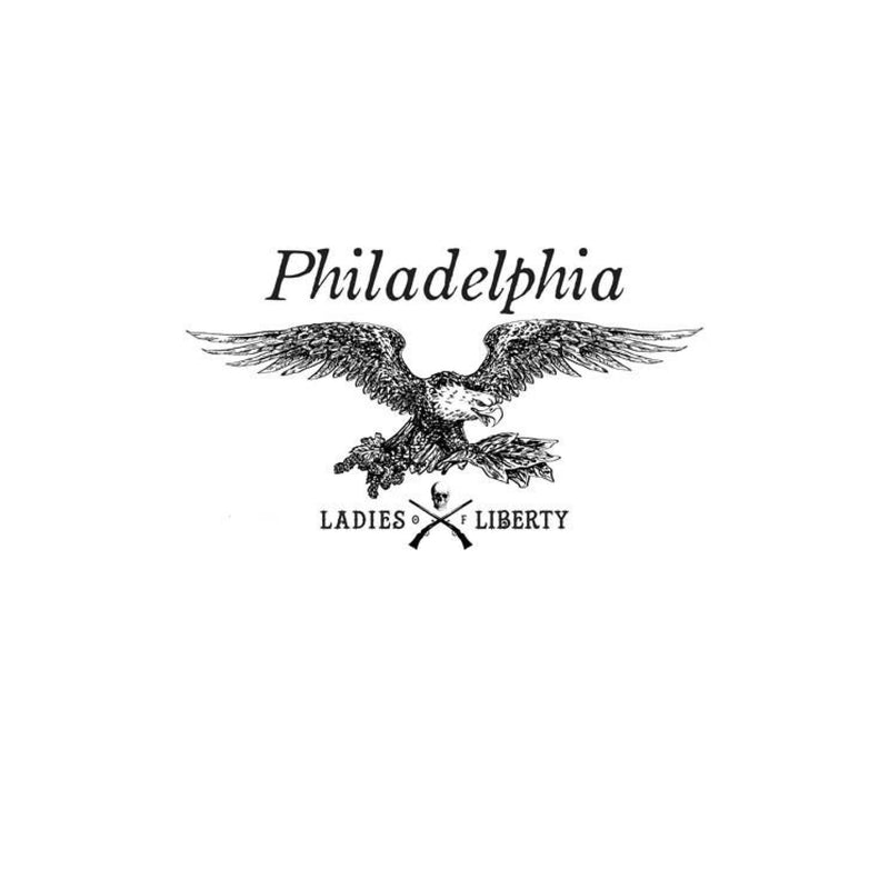 Philadelphia Boutique Ladies Of Liberty Tee